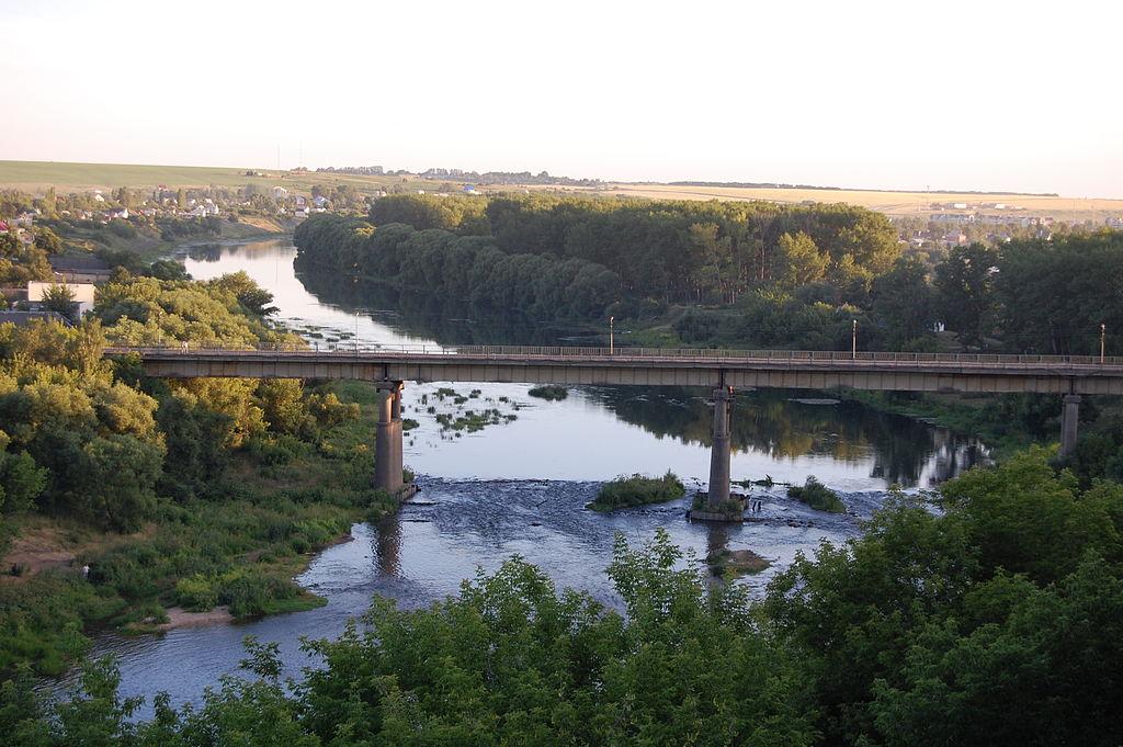 Река Сосна (Быстрая Сосна)