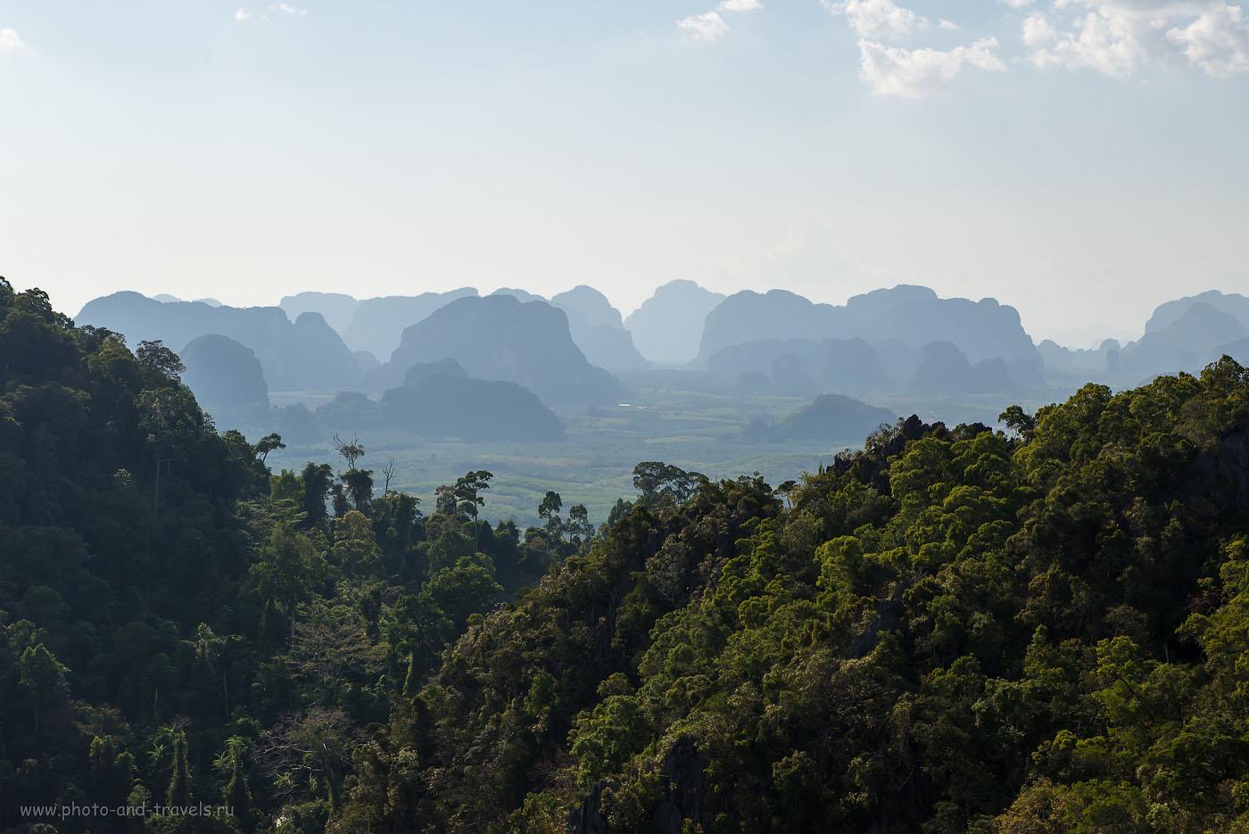 Фото 21. Там, за лесами, за холмами... Поездка в отпуск на Краби. Отзывы туристов о путешествии по Таиланду на машине (200, 70, 9.0, 1/800)