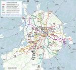 Карта метро Солнцево