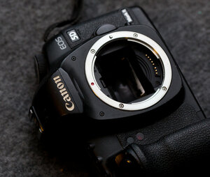 08. Canon EOS 5D Mark II