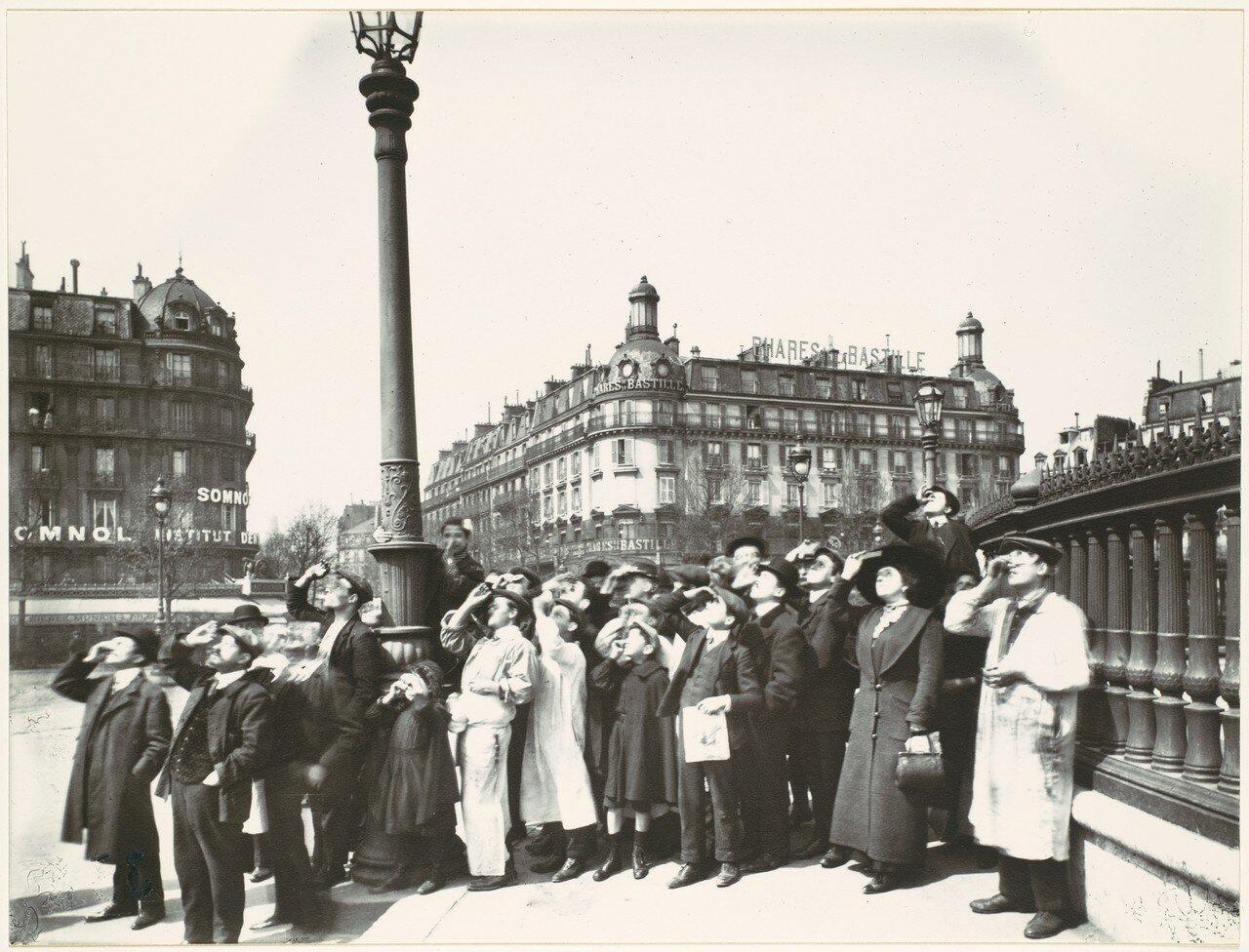 1911. Затмение