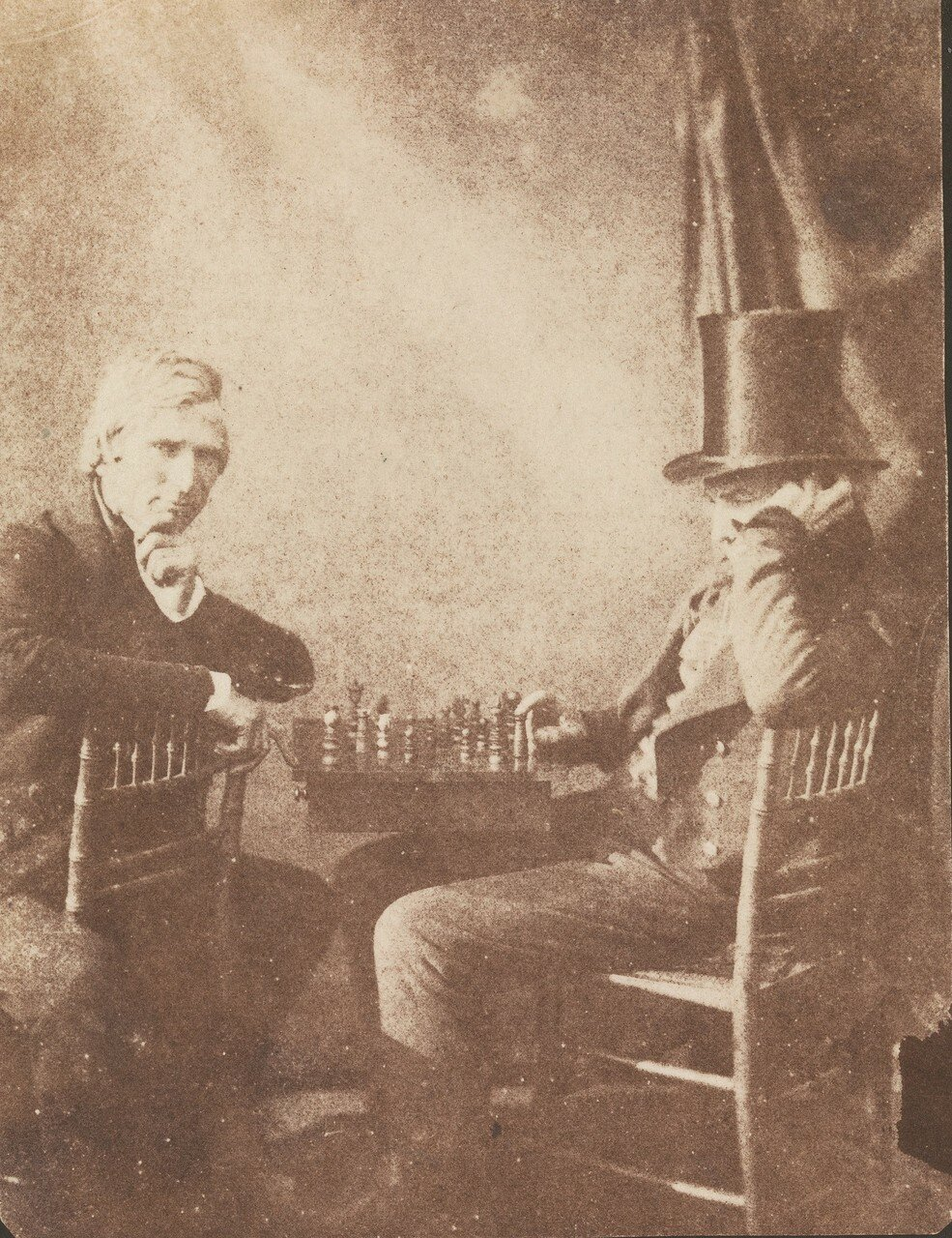 1847. Шахматисты