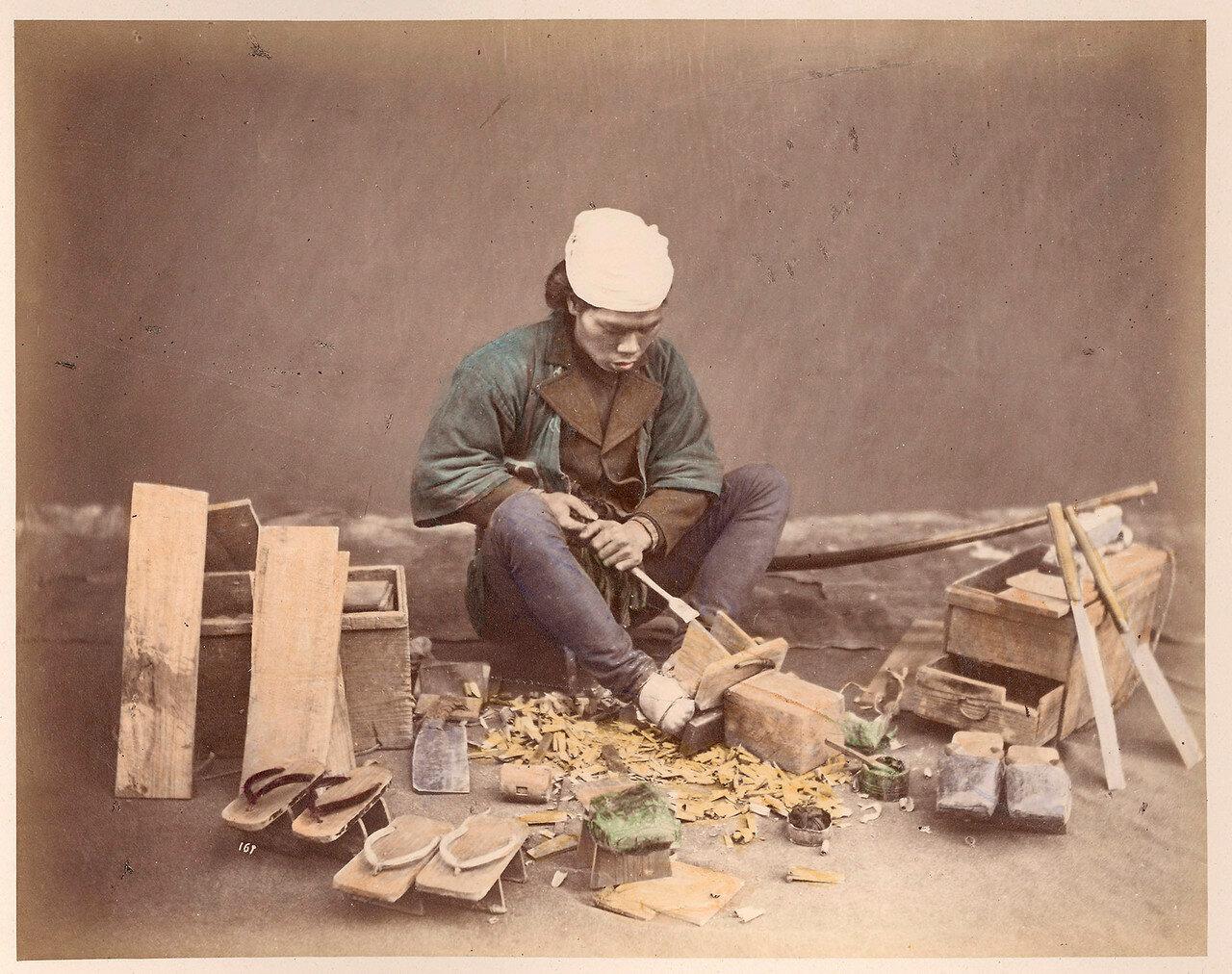 Изготовитель гет. 1880-е