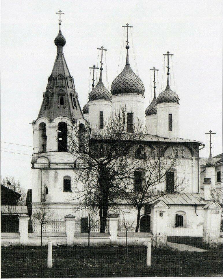 Церковь Иоанна Златоуста в Рубленом городе