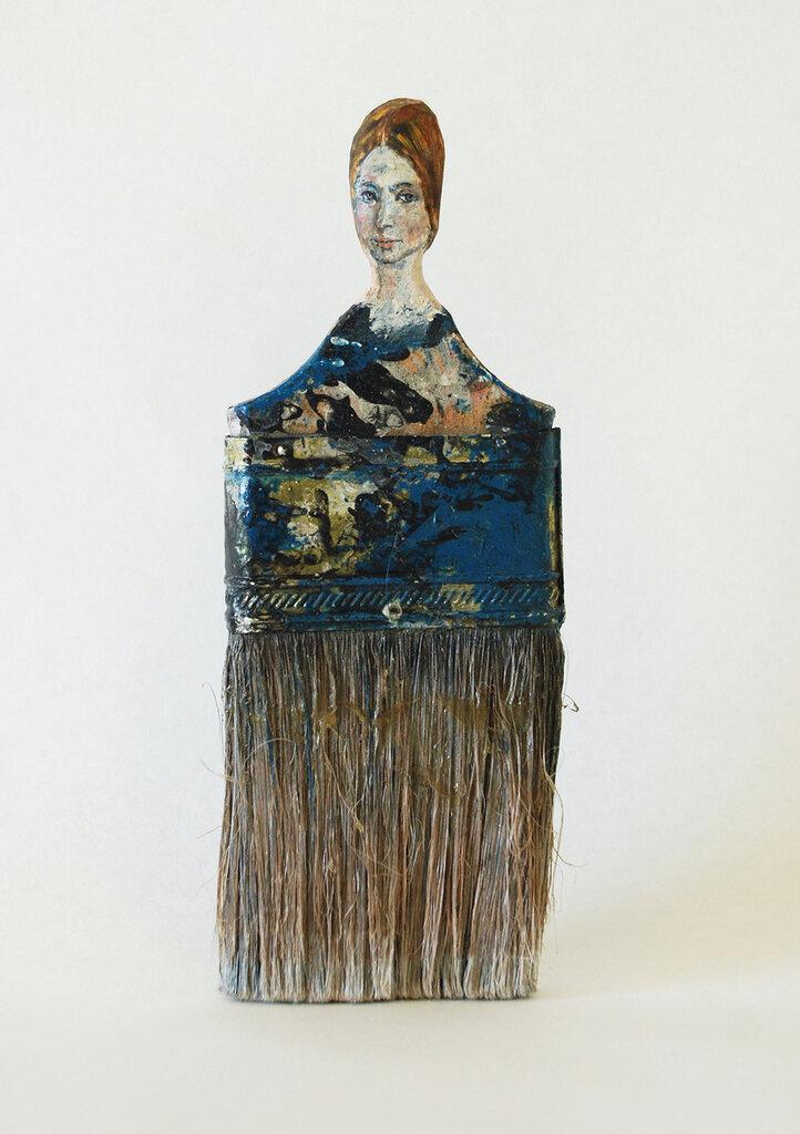 Painting brushes, Rebecca Szeto0.jpg