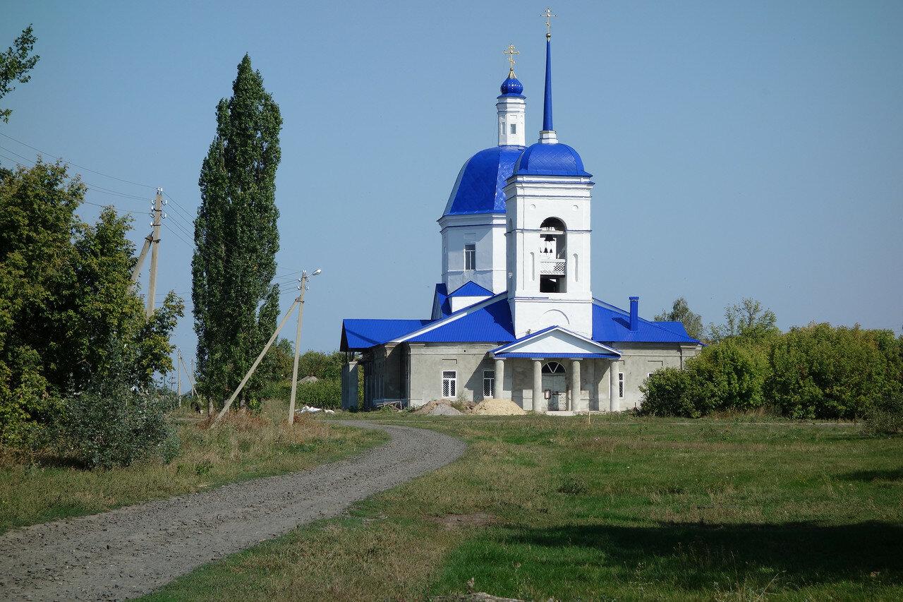 храм в Коршево