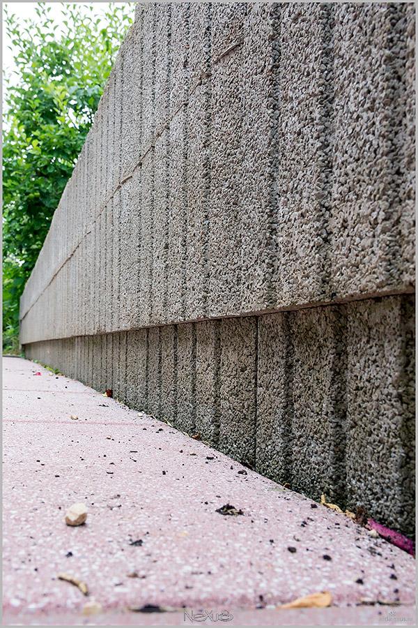 Возведение опорной стенки своими руками.
