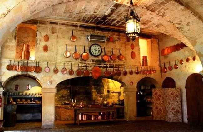 Старинная кухня фото