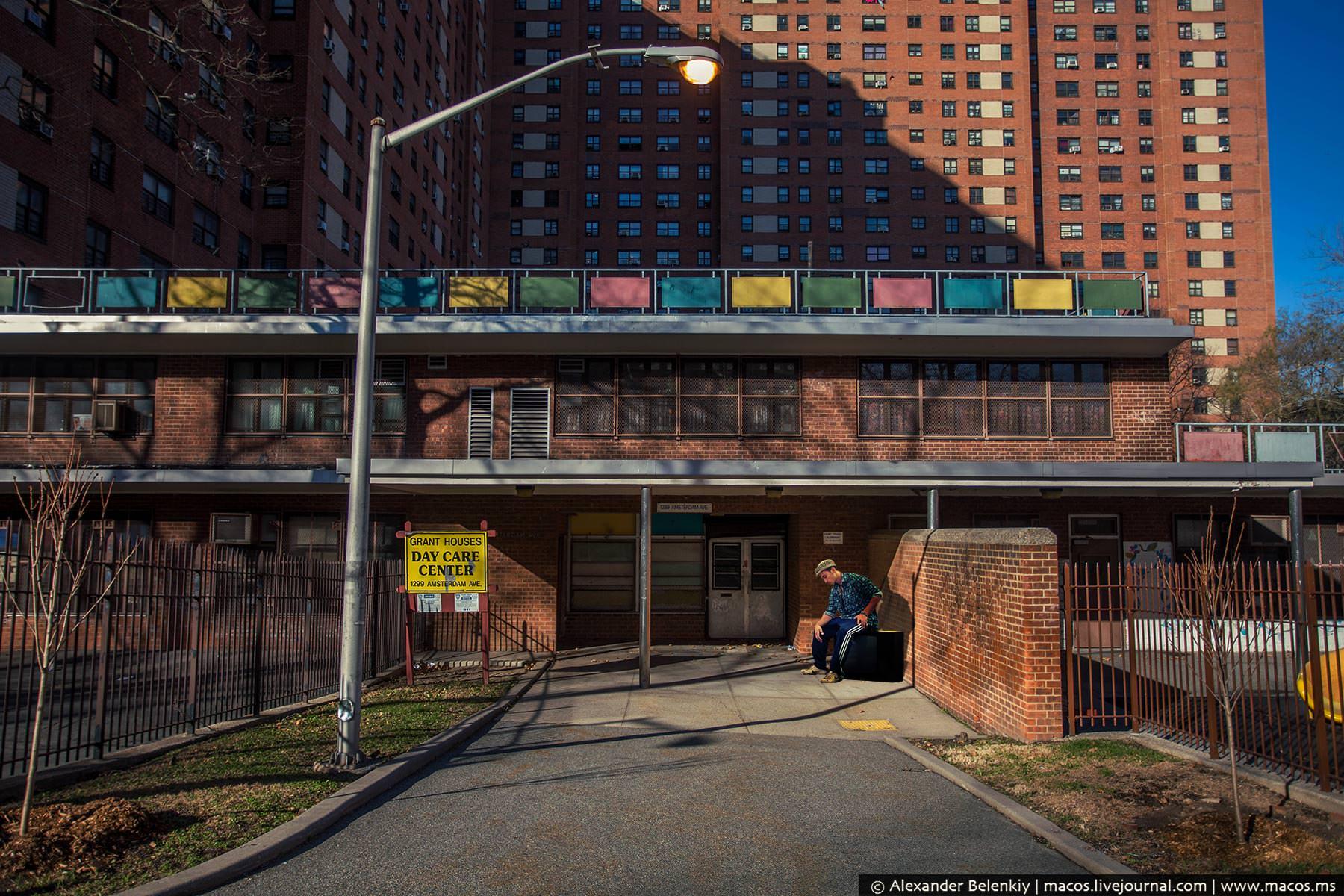 Нью-Йорк для самых бедных. Прогулка по спальному району