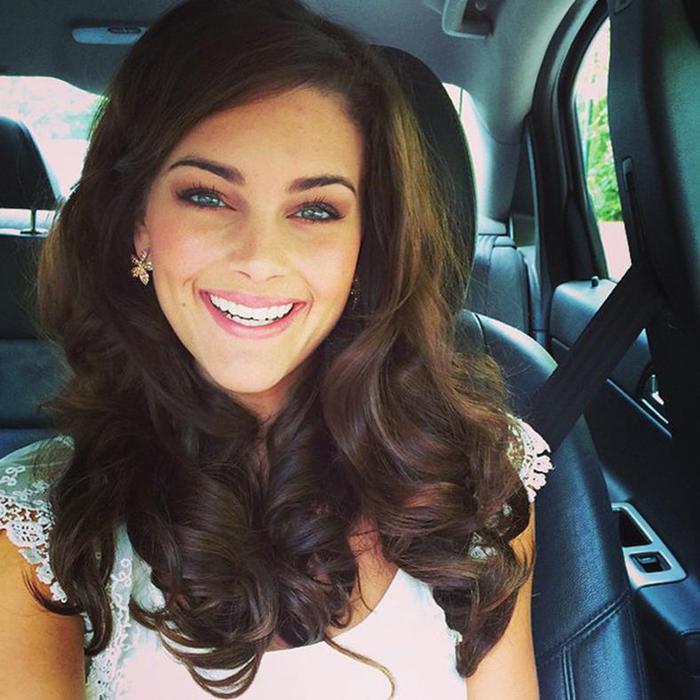 Личные фотографии новой «Мисс Мира 2014» Ролен Штраус 0 123091 895198c0 orig
