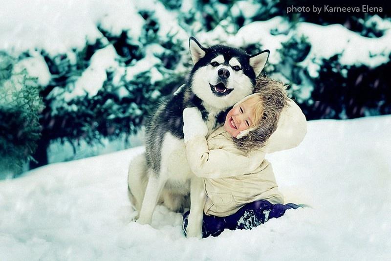 Зимняя сказка от детского фотографа 0 136310 f296b898 orig