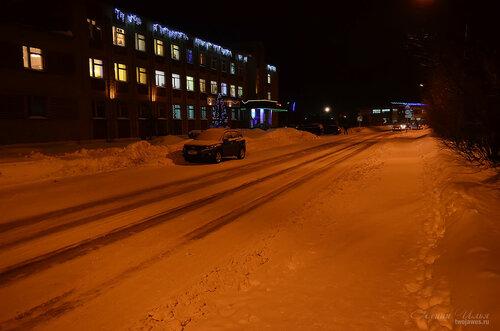 Фото города Инта №7362  Куратова 1а и 1 23.12.2014_17:53
