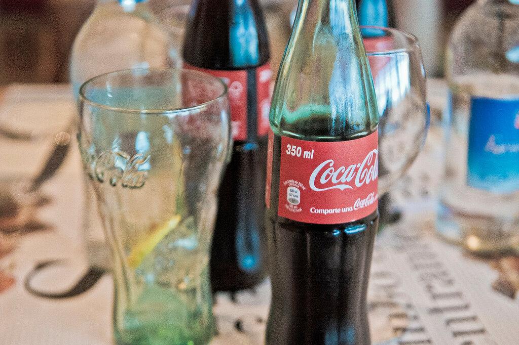 Кока-кола попала в просак