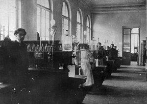 Химическая лаборатория Технологического института
