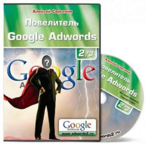 Книга SEO Повелитель Google Adwords (2012)(видеокурс)