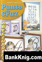 Журнал Ambientes en Punto de Cruz 03 jpg 28,48Мб