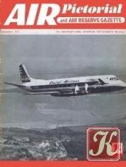Журнал Air Pictorial Magazine 1955-08