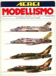 Aerei Modellismo 1981-11