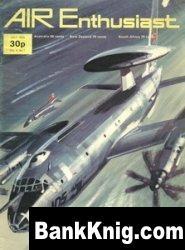 Журнал Air Enthusiast 1973.06 v.4 n.7