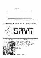 Журнал Sprat № 18, 1979