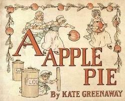 Книга Иллюстрированная Азбука. A Apple Pie