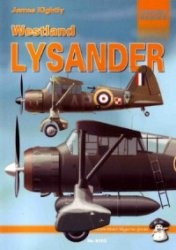 Книга Orange Series No.8103: Westland Lysander
