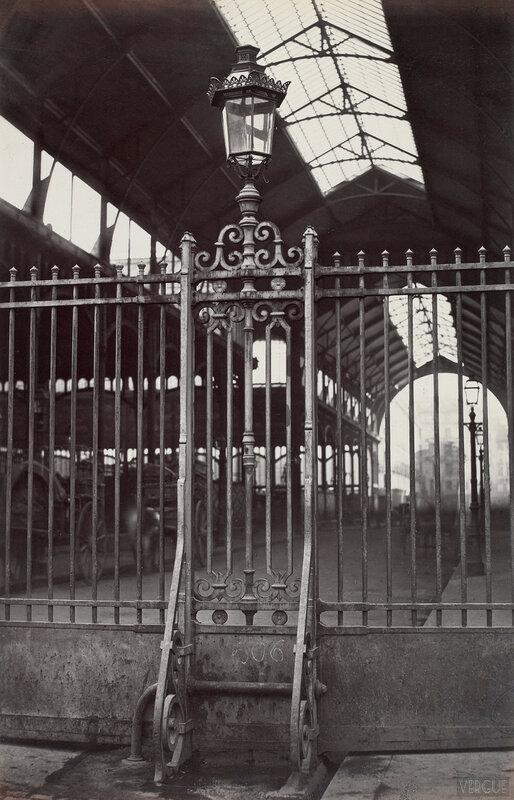 Центральный рынок. 1875
