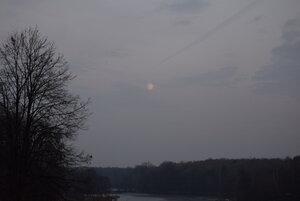 Осенняя природа_5. Вечер в осеннем парке.