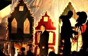 Виталий Кличко зажигает главную ёлку Киева