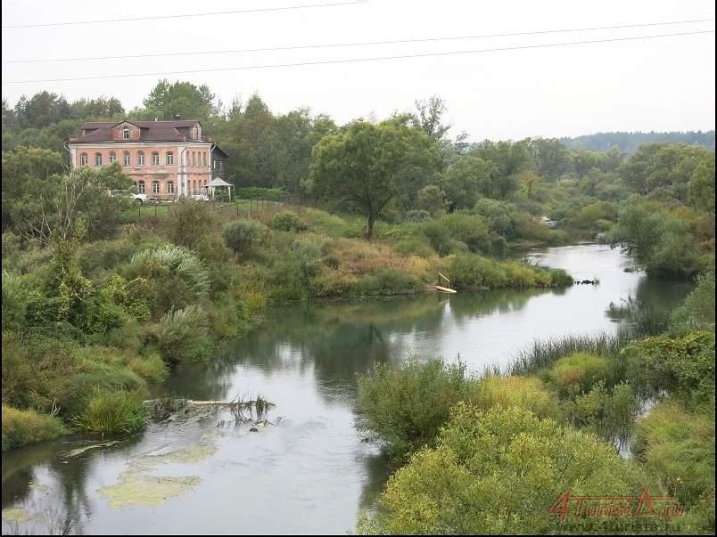 Река Шоша