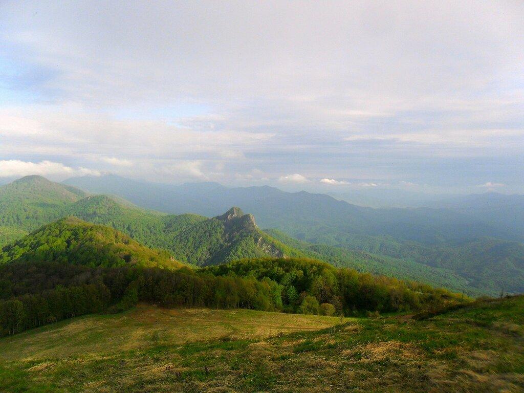 Вид на гору Два Брата ... SAM_6864.JPG