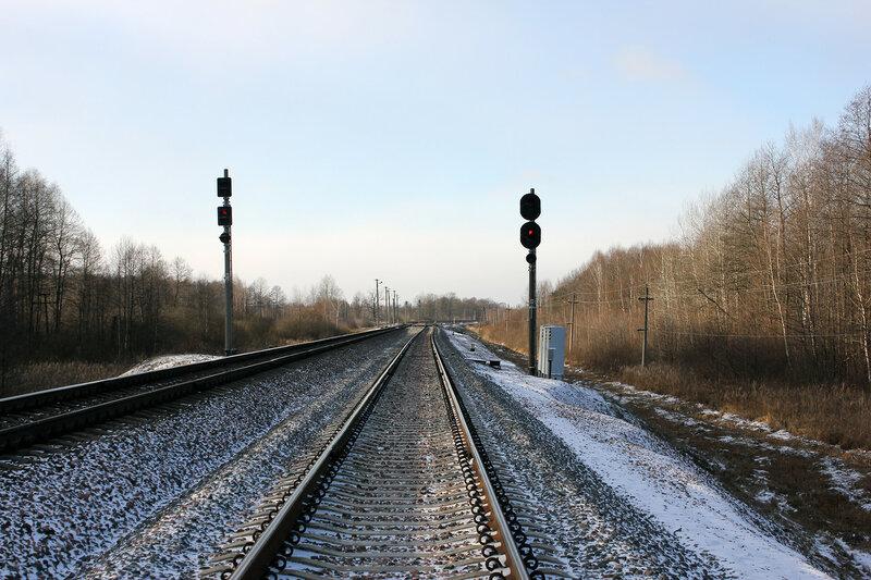 Нечётные входные по станции Якимовка