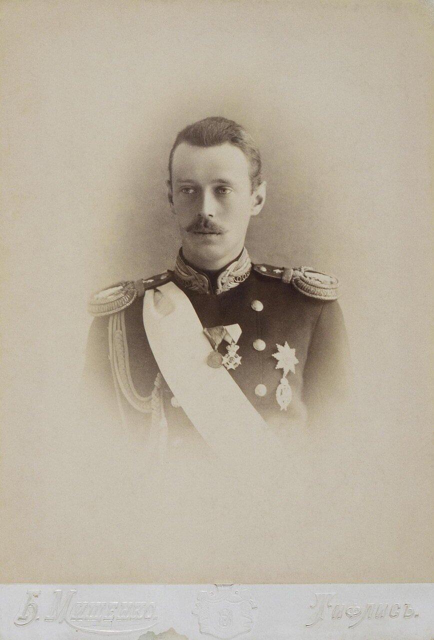 Портрет великого князя Георгия Александровича