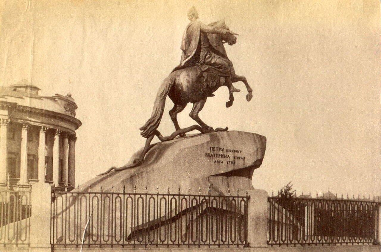 27. Памятник Петру Великому
