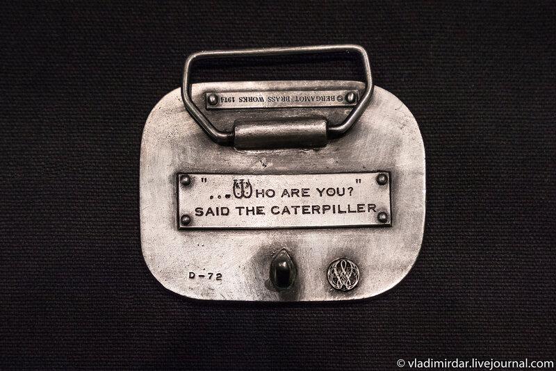 – Ты … кто… такая? – спросила Синяя Гусеница