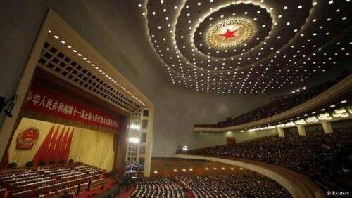 В Китае впервые приняли антитеррористический закон
