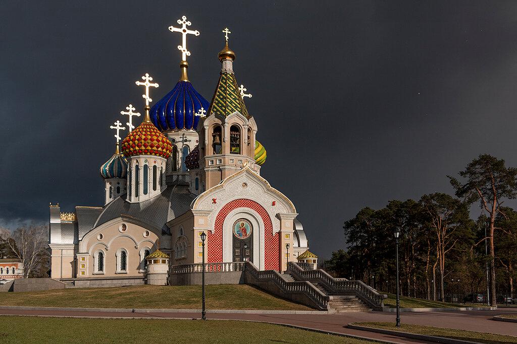 Церковь Святого Игоря Черниговского (Ново-Переделкино)