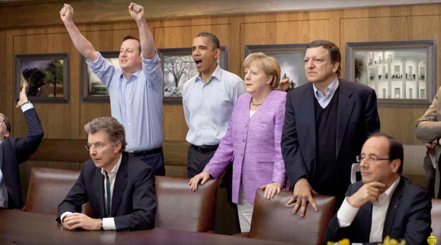 Как будет выглядеть мир политики без мужчин (18 фото)