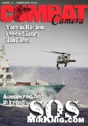Журнал Combat camera №11
