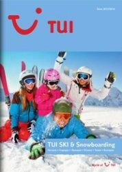 Книга TUI SKI & Snowboarding. Зима 2013 / 2014