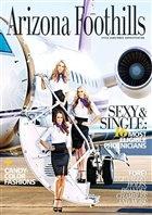 Журнал Arizona Foothills №2 (февраль), 2013 / US