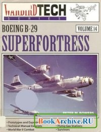 Книга Warbird Tech Series Volume 14: Boeing B-29 Superfortress.