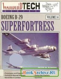 Книга Warbird Tech Series Volume 14: Boeing B-29 Superfortress.