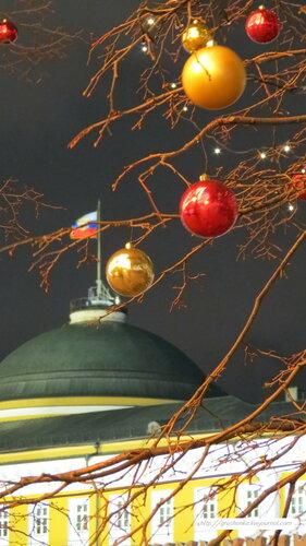 Рождественский фестиваль 2015,Москва,часть 2