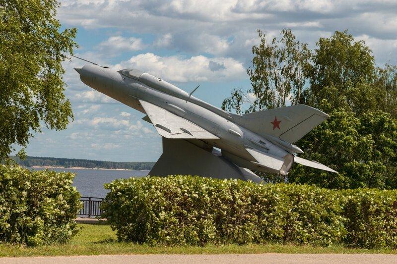 Истребитель МиГ-21ПФС, Чкаловск