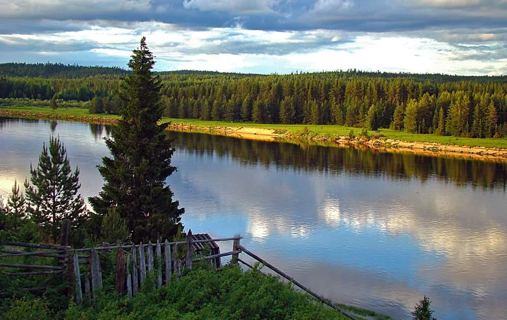 Река Мезень