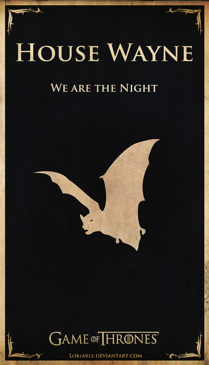 Pop Culture House Flags Game of Thrones