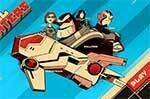 Бен 10 Омниверс Инопланетный Истребитель