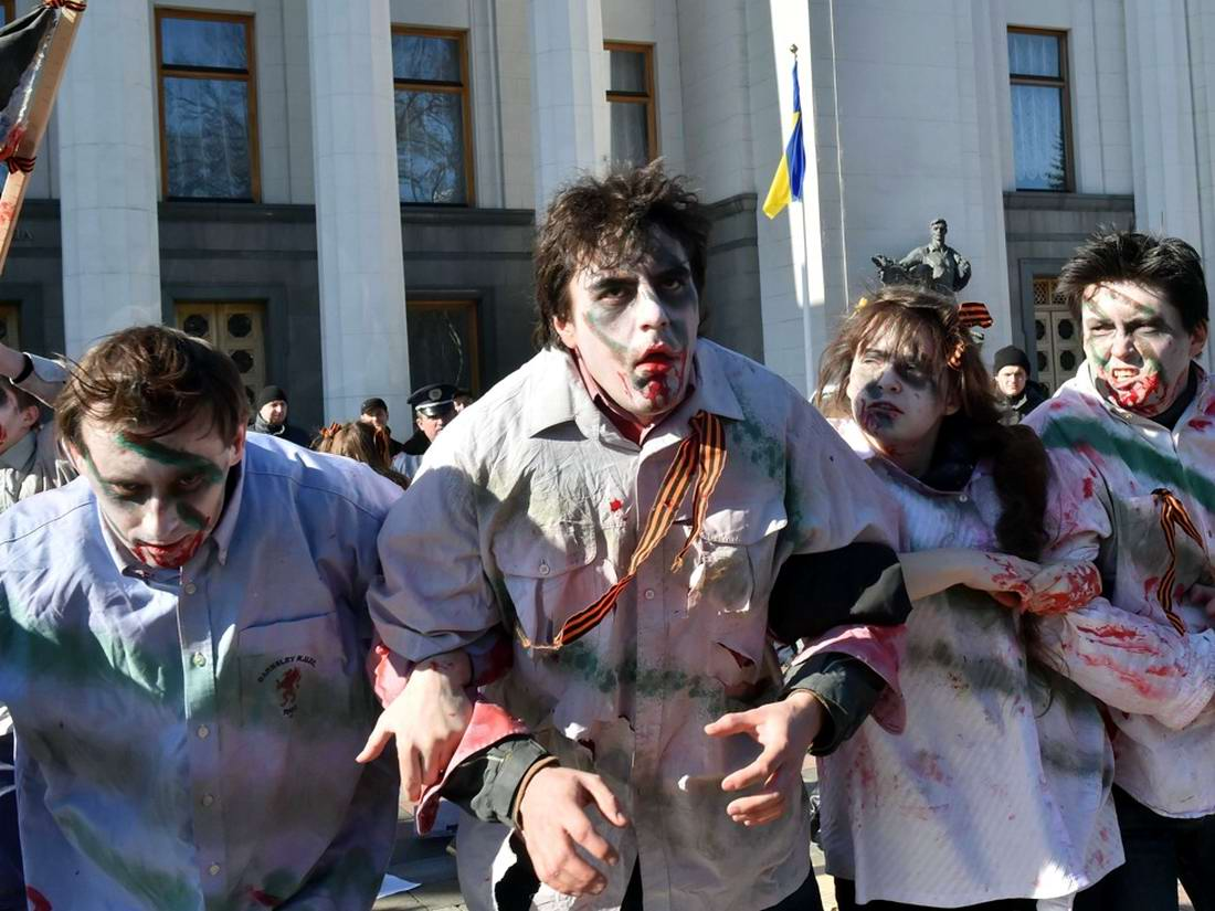 Пляски цивилизованных вурдалаков: Украина на пути в Европу (5)
