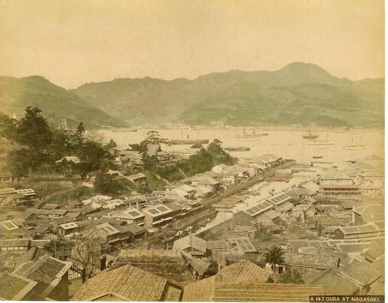 Нагасаки. Оура